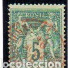 Sellos: FRANCIA. SELLO DEL AÑO 1876/78, EN USADO. Lote 154534230