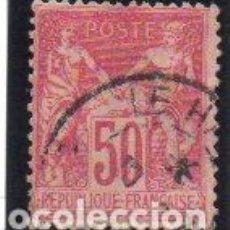 Sellos: FRANCIA. SELLO DEL AÑO 1877/1900, EN USADO. Lote 154639198