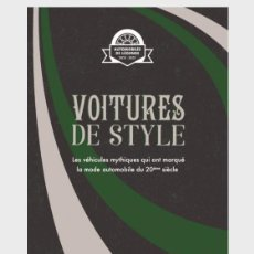 Sellos: FRANCE 2019 - STYLISH CARS SPECIAL FOLDER . Lote 155534838