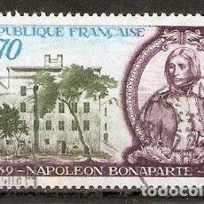 Sellos: FRANCIA.1969. YT 1610. Lote 156708990