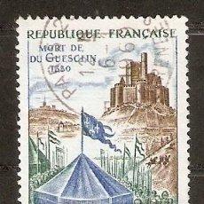 Sellos: FRANCIA.1968. YT 1578. Lote 156709070