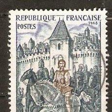 Sellos: FRANCIA.1968. YT 1579. Lote 156709182