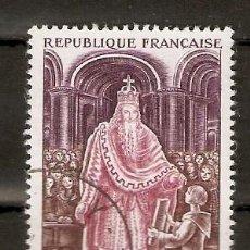 Sellos: FRANCIA.1966. YT 1497. Lote 156709290