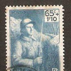 Sellos: FRANCIA.1938. YT 387. Lote 156709806