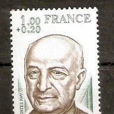 Sellos: FRANCIA.1977. YT 1954. Lote 156709898