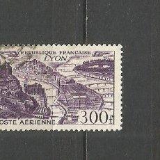 Sellos: FRANCIA CORREO AEREO YVERT NUM. 26 USADO. Lote 157289770