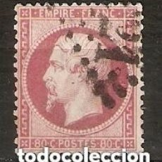 Sellos: FRANCIA.1862. YT. 24. Lote 158454510
