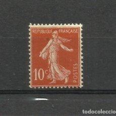Sellos: FRANCIA, 1906, YV. 135, MH*. Lote 158703580
