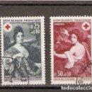 Sellos: FRANCIA. 1968. YT 1580,1581. Lote 160572454