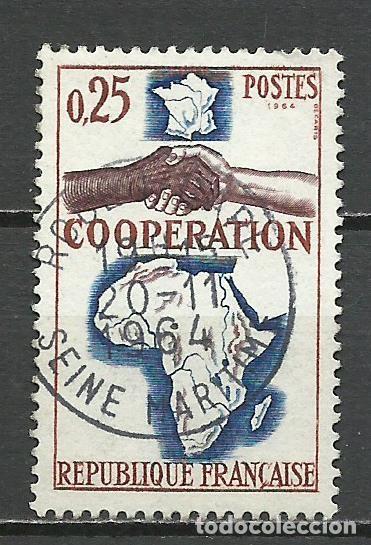 FRANCIA - 1964 - MICHEL 1493 - USADO (Sellos - Extranjero - Europa - Francia)