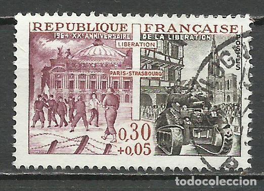 FRANCIA - 1964 - MICHEL 1488 - USADO (Sellos - Extranjero - Europa - Francia)