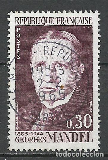 FRANCIA - 1964 - MICHEL 1485 - USADO (Sellos - Extranjero - Europa - Francia)