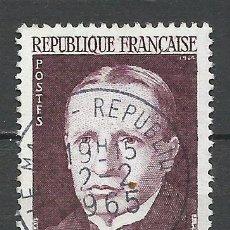 Stamps - Francia - 1964 - Michel 1485 - Usado - 160610970