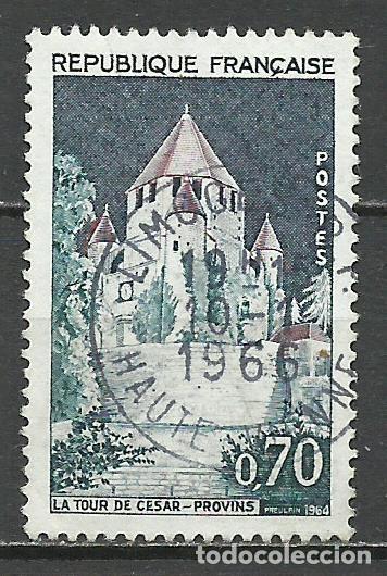 FRANCIA - 1964 - MICHEL 1482 - USADO (Sellos - Extranjero - Europa - Francia)