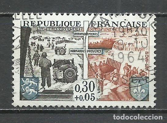 FRANCIA - 1964 - MICHEL 1481 - USADO (Stamps - International - Europe - France)