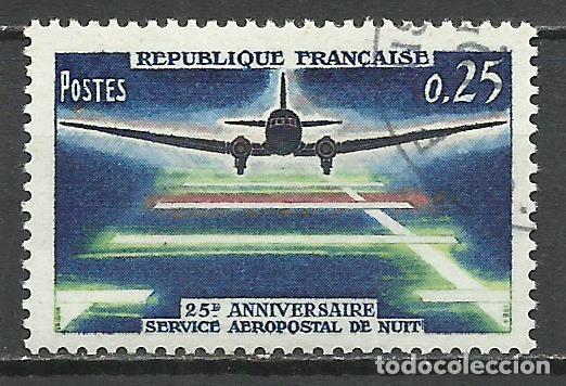 FRANCIA - 1964 - MICHEL 1471 - USADO (Sellos - Extranjero - Europa - Francia)
