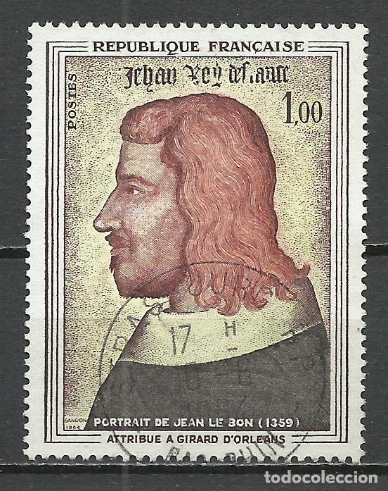 FRANCIA - 1964 - MICHEL 1466 - USADO (Sellos - Extranjero - Europa - Francia)