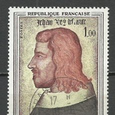 Sellos: FRANCIA - 1964 - MICHEL 1466 - USADO. Lote 160611318