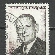 Stamps - Francia - 1964 - Michel 1465 - Usado - 160611354