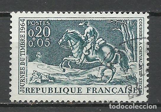 FRANCIA - 1964 - MICHEL 1462 - USADO (Sellos - Extranjero - Europa - Francia)