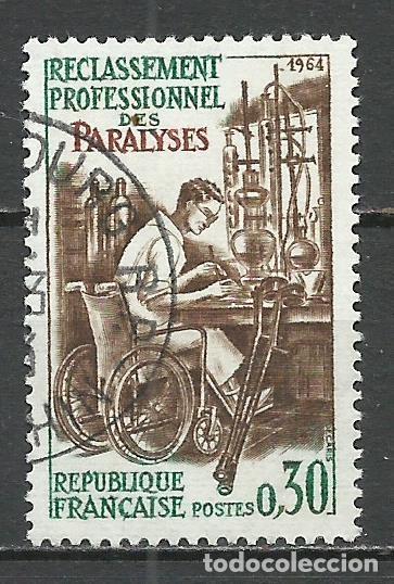 FRANCIA - 1964 - MICHEL 1461 - USADO (Sellos - Extranjero - Europa - Francia)