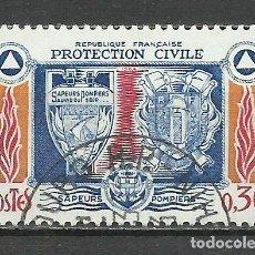 Sellos: FRANCIA - 1964 - MICHEL 1460 - USADO. Lote 160611490