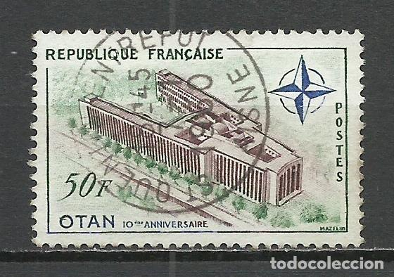 FRANCIA - 1959 - MICHEL 1272 - USADO (Sellos - Extranjero - Europa - Francia)