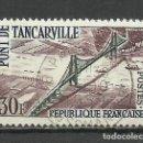 Sellos: FRANCIA - 1959 - MICHEL 1260 - USADO. Lote 160981814
