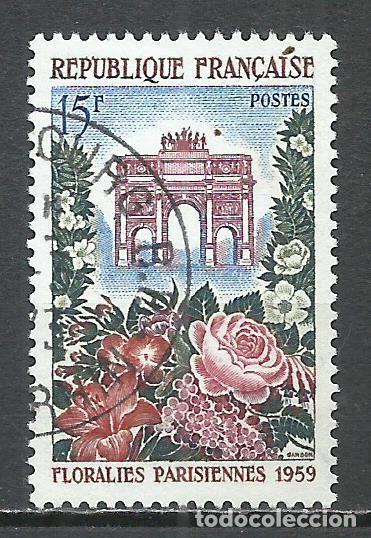 FRANCIA - 1959 - MICHEL 1228 - USADO (Sellos - Extranjero - Europa - Francia)