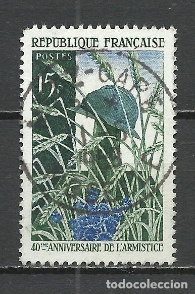 FRANCIA - 1958 - MICHEL 1216 - USADO (Sellos - Extranjero - Europa - Francia)