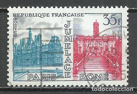 FRANCIA - 1958 - MICHEL 1212 - USADO (Sellos - Extranjero - Europa - Francia)
