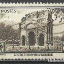 Sellos: FRANCIA - 1938 - MICHEL 410 - USADO. Lote 161204958
