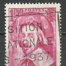 Sellos: FRANCIA - 1935 - MICHEL 301 - USADO. Lote 161205290