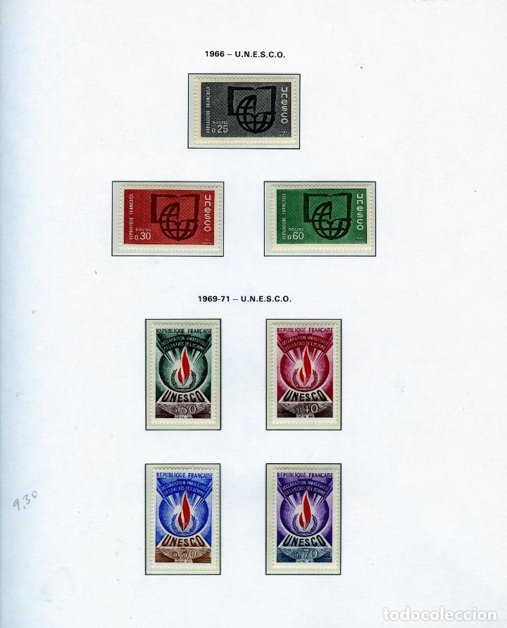 Sellos: SELLOS DEL CONSEJO DE EUROPA COLECCIÓN AÑO1958 AL1992-IVERT.Nº16 AL109(93 VALORES)-LEER DESCRIPCIÓN. - Foto 3 - 166103222
