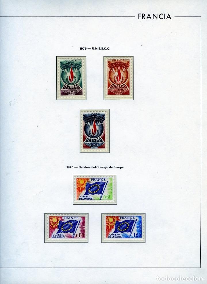 Sellos: SELLOS DEL CONSEJO DE EUROPA COLECCIÓN AÑO1958 AL1992-IVERT.Nº16 AL109(93 VALORES)-LEER DESCRIPCIÓN. - Foto 4 - 166103222