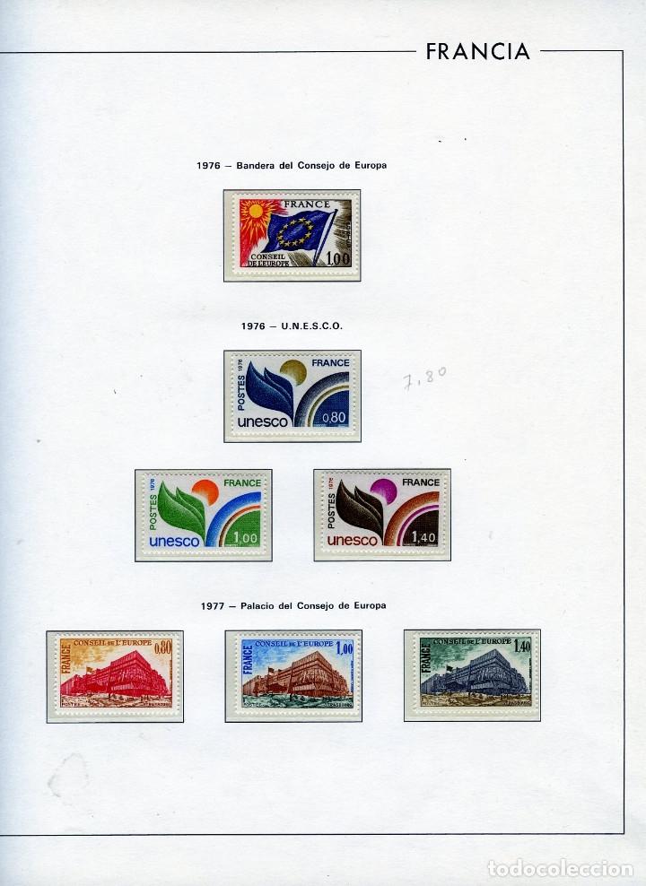 Sellos: SELLOS DEL CONSEJO DE EUROPA COLECCIÓN AÑO1958 AL1992-IVERT.Nº16 AL109(93 VALORES)-LEER DESCRIPCIÓN. - Foto 5 - 166103222