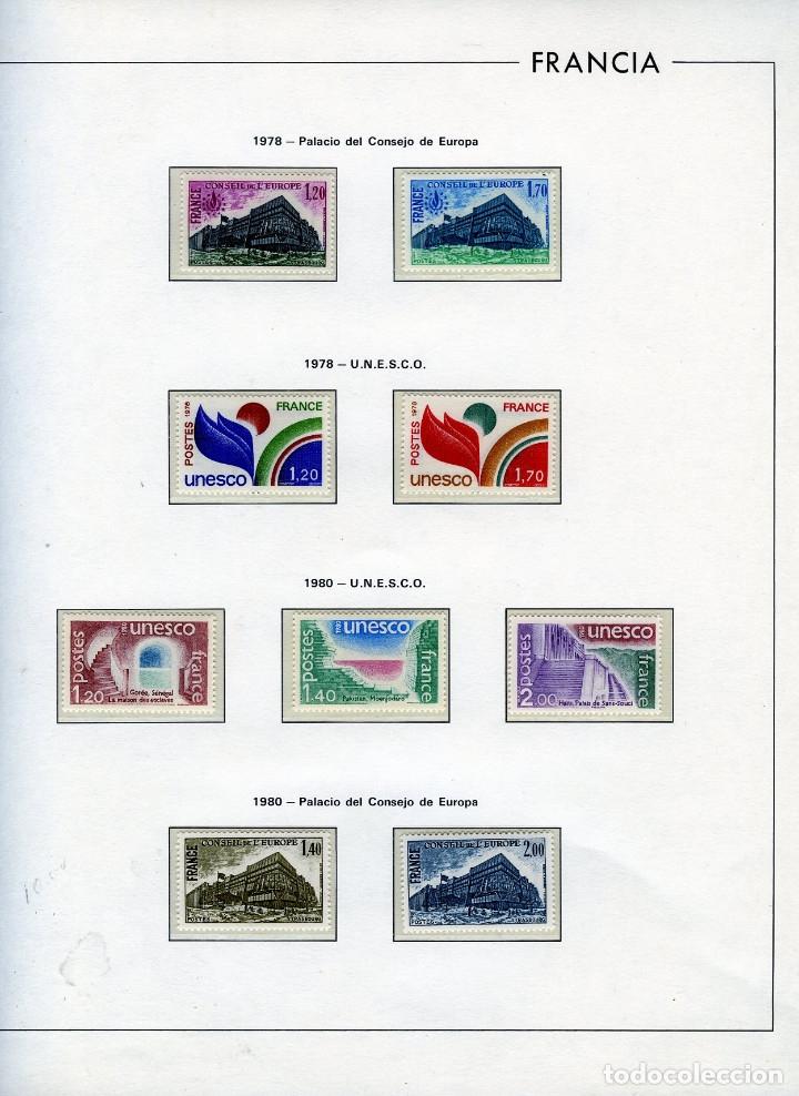 Sellos: SELLOS DEL CONSEJO DE EUROPA COLECCIÓN AÑO1958 AL1992-IVERT.Nº16 AL109(93 VALORES)-LEER DESCRIPCIÓN. - Foto 6 - 166103222