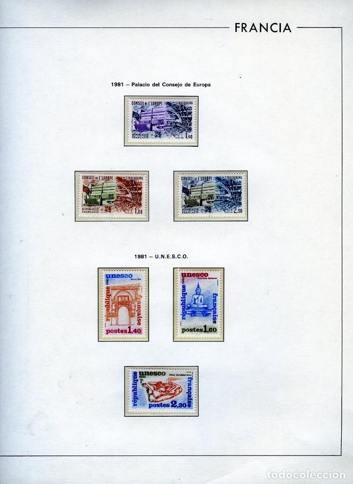 Sellos: SELLOS DEL CONSEJO DE EUROPA COLECCIÓN AÑO1958 AL1992-IVERT.Nº16 AL109(93 VALORES)-LEER DESCRIPCIÓN. - Foto 7 - 166103222
