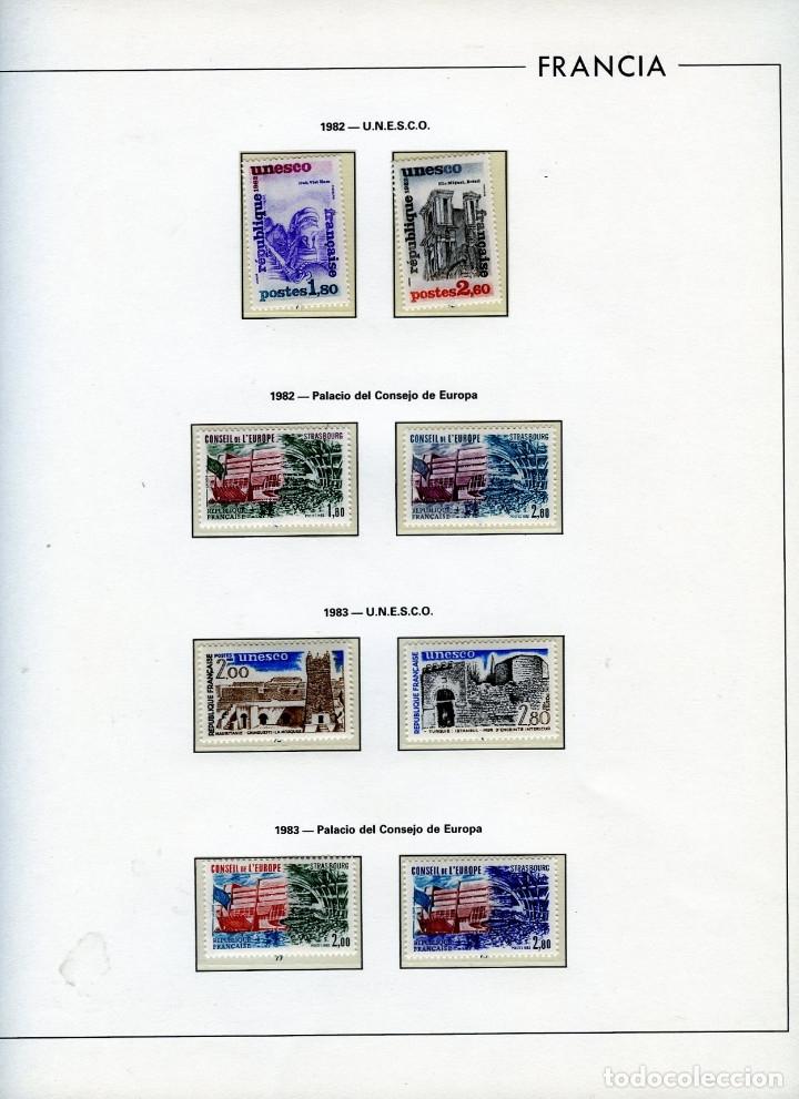 Sellos: SELLOS DEL CONSEJO DE EUROPA COLECCIÓN AÑO1958 AL1992-IVERT.Nº16 AL109(93 VALORES)-LEER DESCRIPCIÓN. - Foto 8 - 166103222