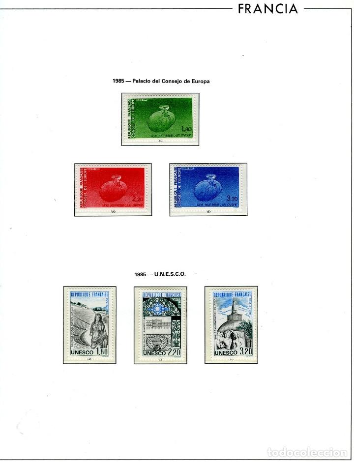Sellos: SELLOS DEL CONSEJO DE EUROPA COLECCIÓN AÑO1958 AL1992-IVERT.Nº16 AL109(93 VALORES)-LEER DESCRIPCIÓN. - Foto 10 - 166103222