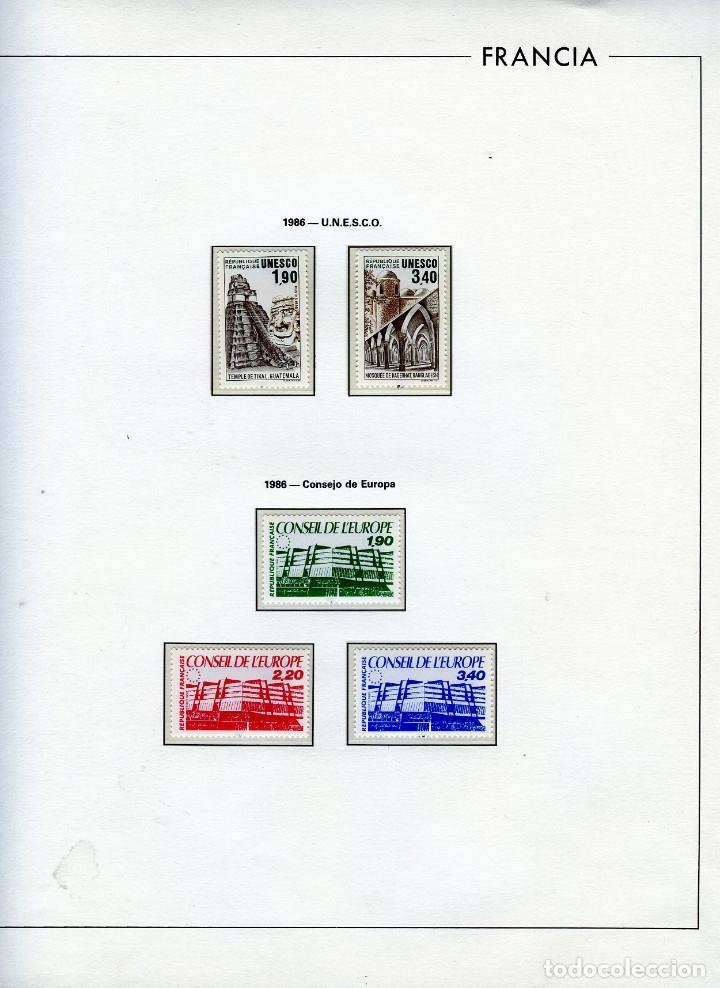 Sellos: SELLOS DEL CONSEJO DE EUROPA COLECCIÓN AÑO1958 AL1992-IVERT.Nº16 AL109(93 VALORES)-LEER DESCRIPCIÓN. - Foto 11 - 166103222