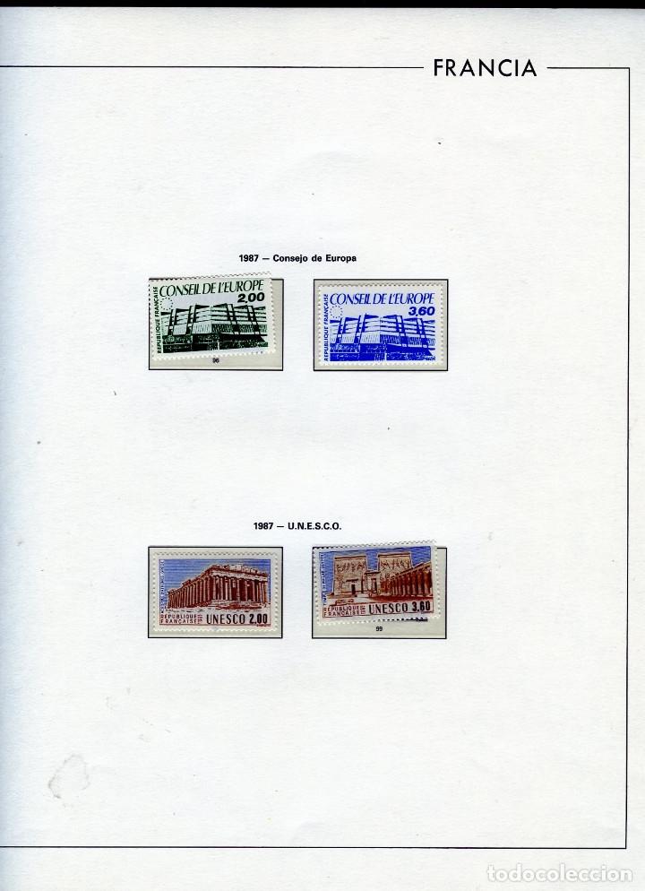 Sellos: SELLOS DEL CONSEJO DE EUROPA COLECCIÓN AÑO1958 AL1992-IVERT.Nº16 AL109(93 VALORES)-LEER DESCRIPCIÓN. - Foto 12 - 166103222