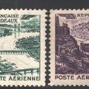 Sellos: FRANCIA 1949 YVERT CORREO AÉREO 24-27, VISTAS DE LAS GRANDES CIUDADES - NUEVO **. Lote 166412569