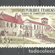 Sellos: YT 1645 FRANCIA 1970. Lote 179315930