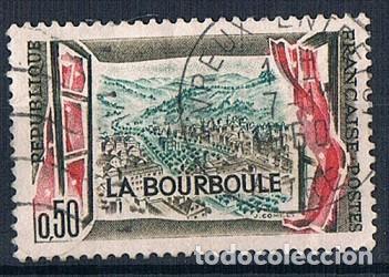 FRANCIA 1960 SELLO YVES 1256 SERIE USADO (Sellos - Extranjero - Europa - Francia)