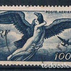 Sellos: FRANCIA 1947 SELLO YVES PA18 USADO. Lote 171149575