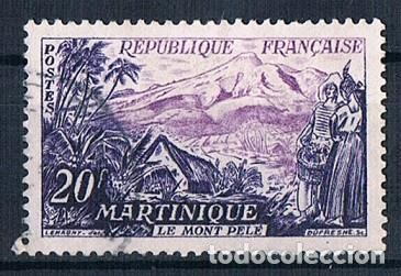 FRANCIA 1955 SELLO YVES 1041 USADO (Sellos - Extranjero - Europa - Francia)