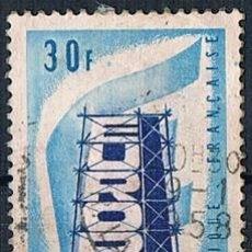 Sellos: FRANCIA 1956 SELLO YVES 1057 USADO. Lote 171149598
