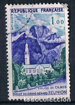 FRANCIA 1960 SELLO YVES 1241 USADO (Sellos - Extranjero - Europa - Francia)