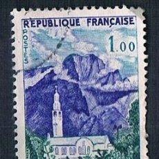 Sellos: FRANCIA 1960 SELLO YVES 1241 USADO. Lote 171149628